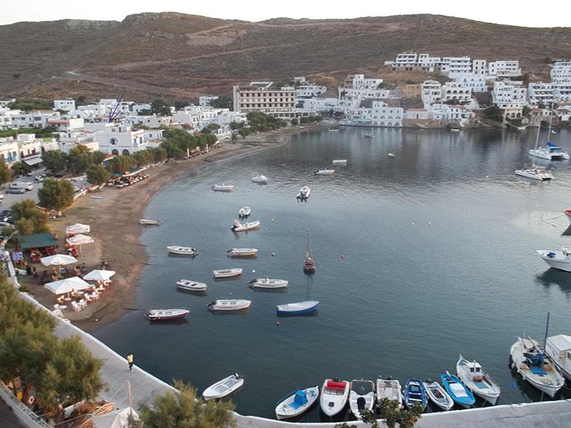Photo of Kythnos Panoramic Photos pictures beaches of Kithnos